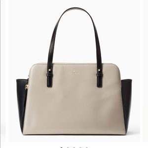 Kate spade grand street colorblock lydia handbag